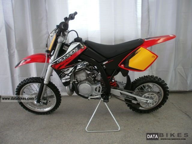 GAS GAS MC 125 Cross #13