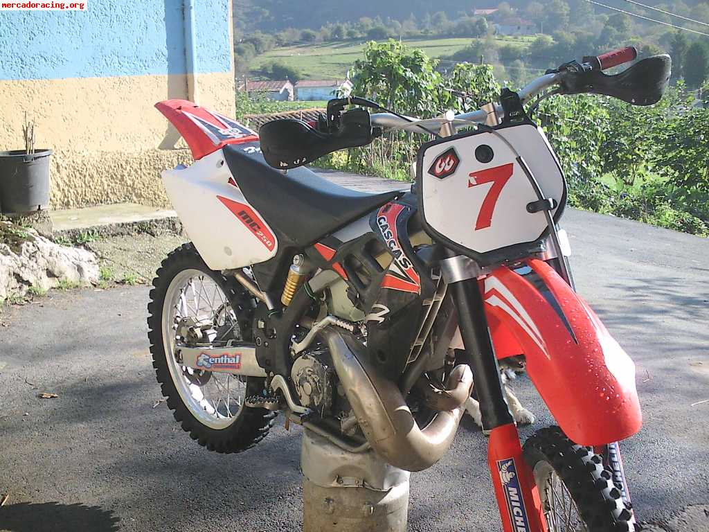 GAS GAS MC 250 Cross 2008 #10
