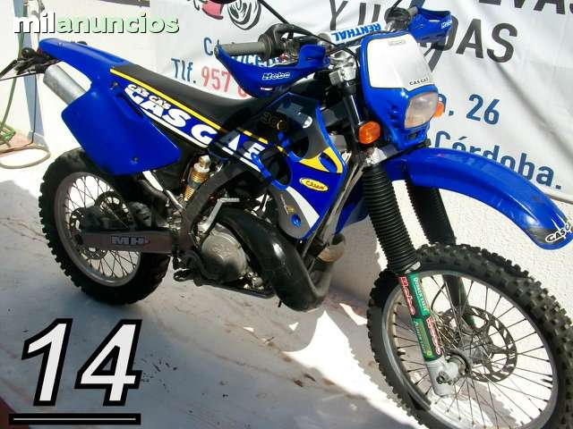 GAS GAS Pampera 250 2001 #11