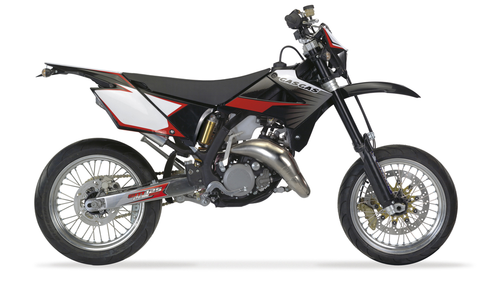 GAS GAS SM 450 Supermotard 2009 #1
