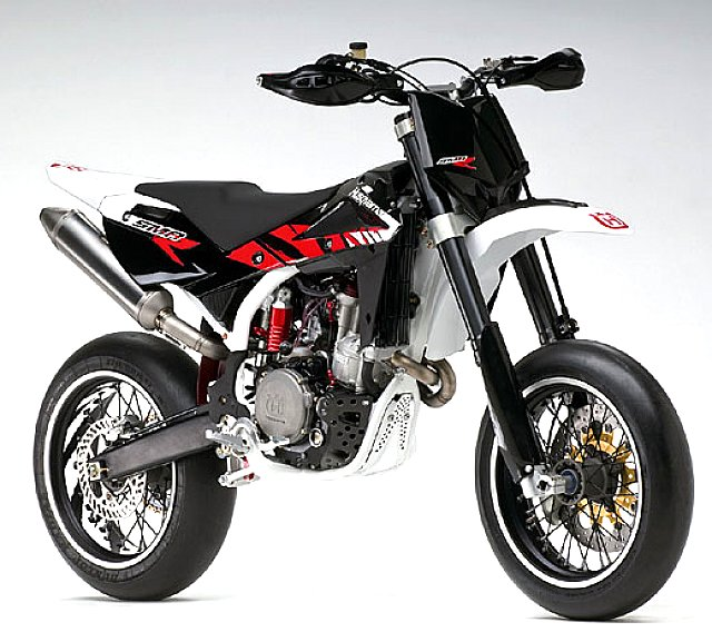 GAS GAS SM 450 Supermotard 2009 #13