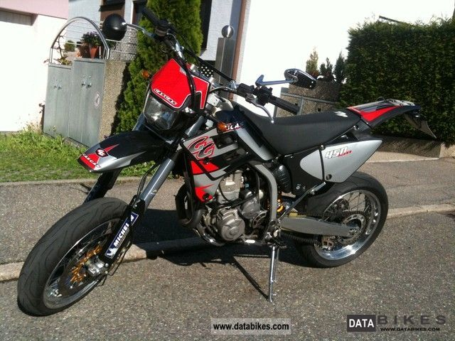 GAS GAS SM 450 Supermotard 2009 #14