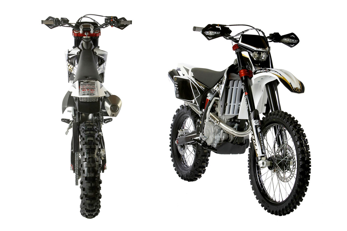 GAS GAS SM 450 Supermotard 2009 #3