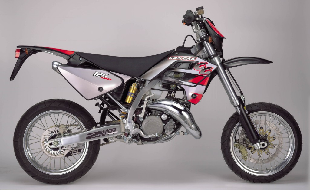 GAS GAS SM 450 Supermotard 2009 #4
