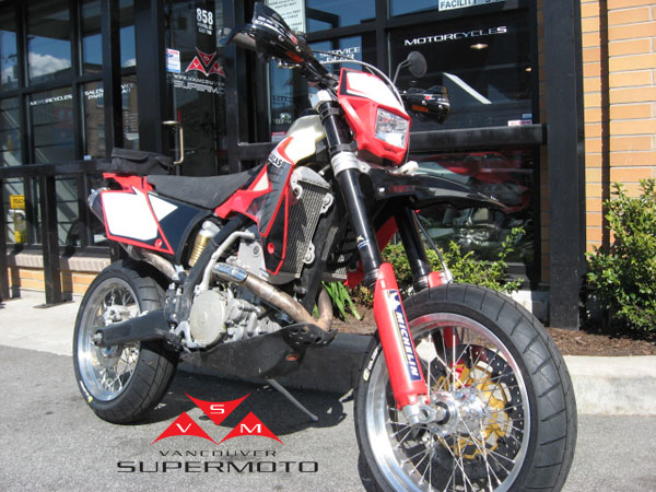 GAS GAS SM 450 Supermotard 2009 #6