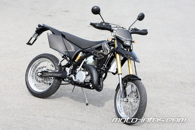 GAS GAS SM 450 Supermotard 2009 #8