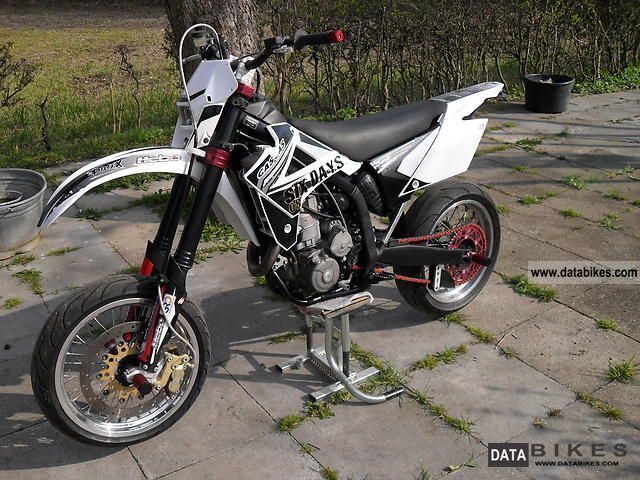 GAS GAS SM 450 Supermotard 2009 #9