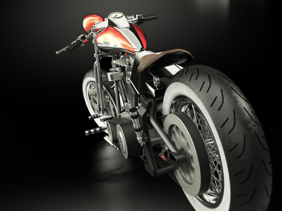 GAS Motorcycle #4