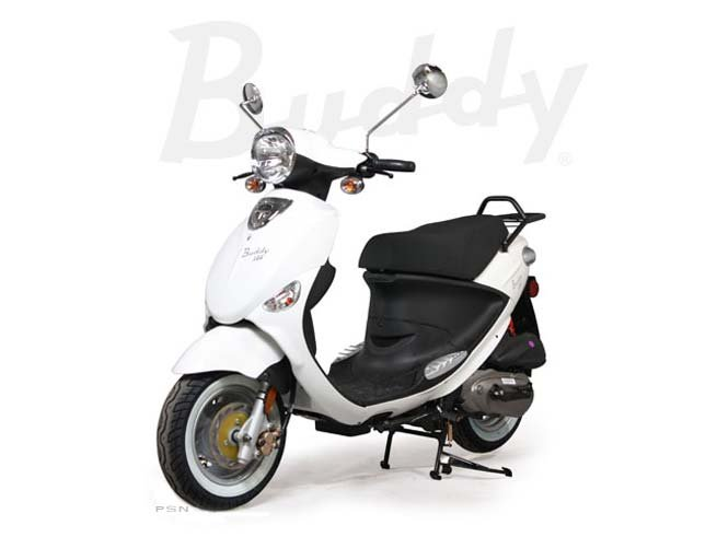 Genuine Scooter Buddy 50 2008 #9