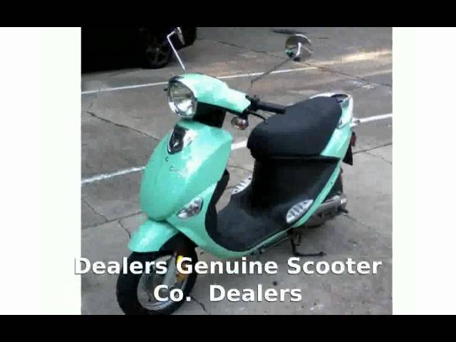 Genuine Scooter Buddy 50 2008 #11