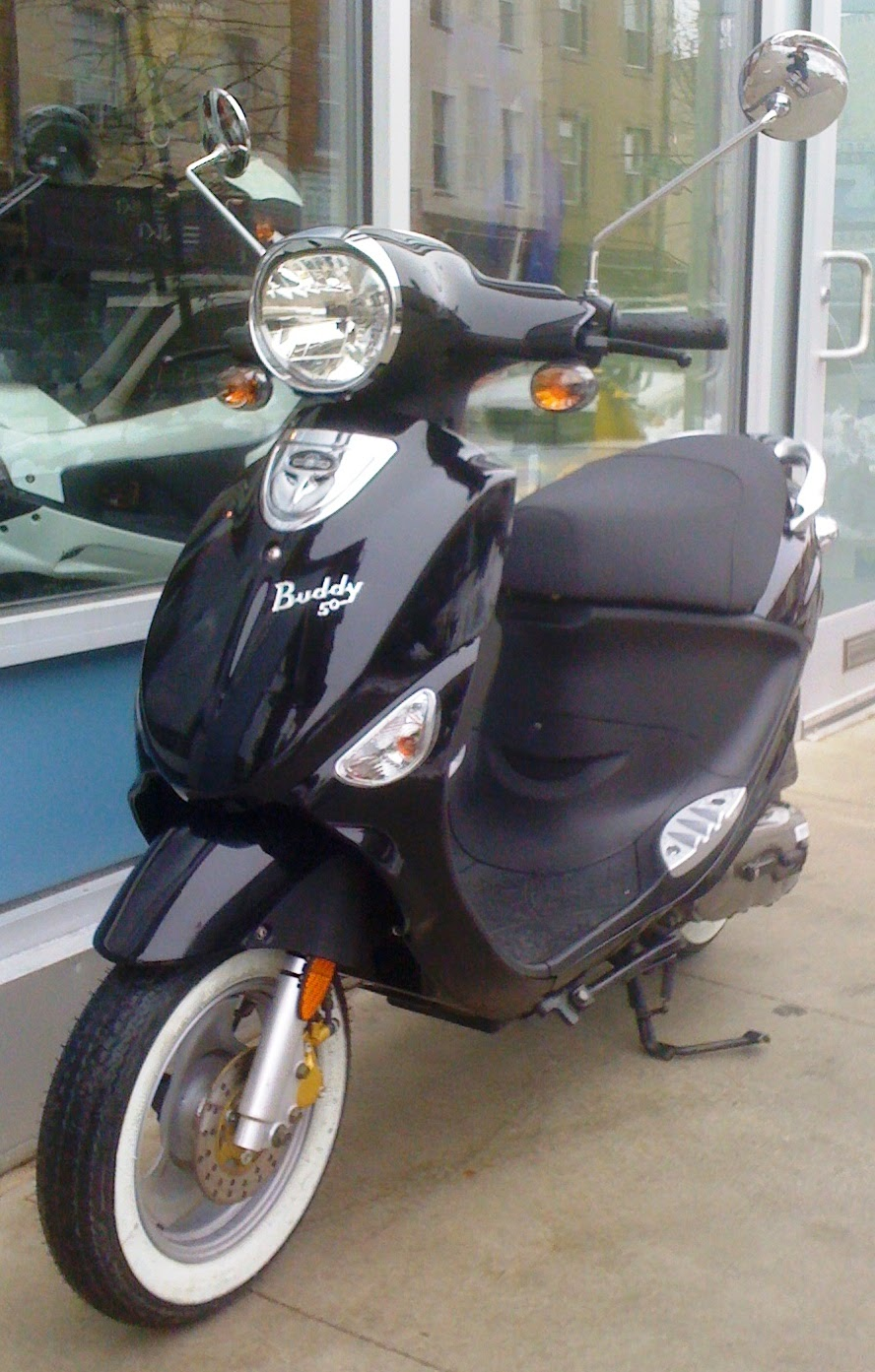 Genuine Scooter Buddy 50 2008 #3