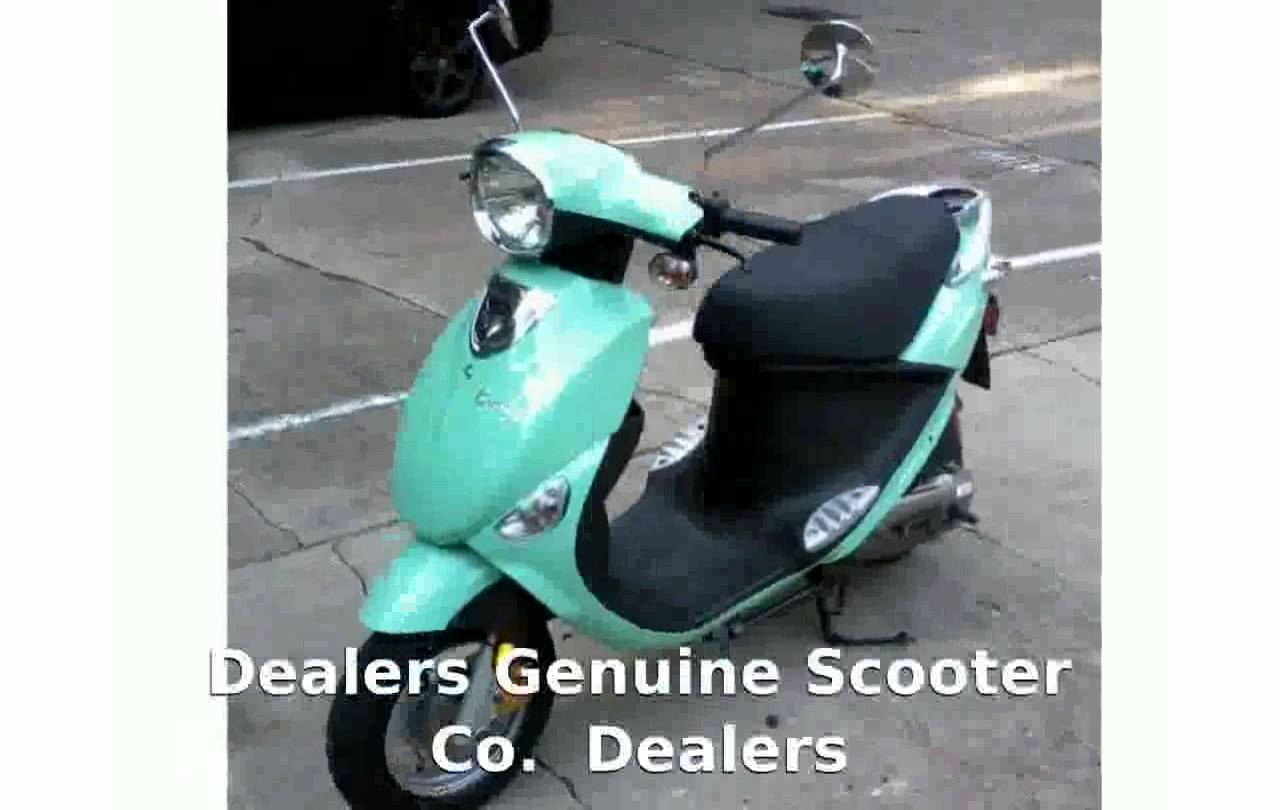 Genuine Scooter Buddy 50 2008 #4