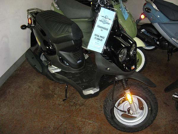 Genuine Scooter Roughhouse R50 2008 #6