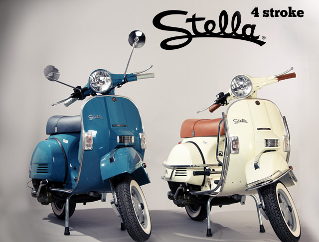 Genuine Scooter Stella 150 4-stroke #1