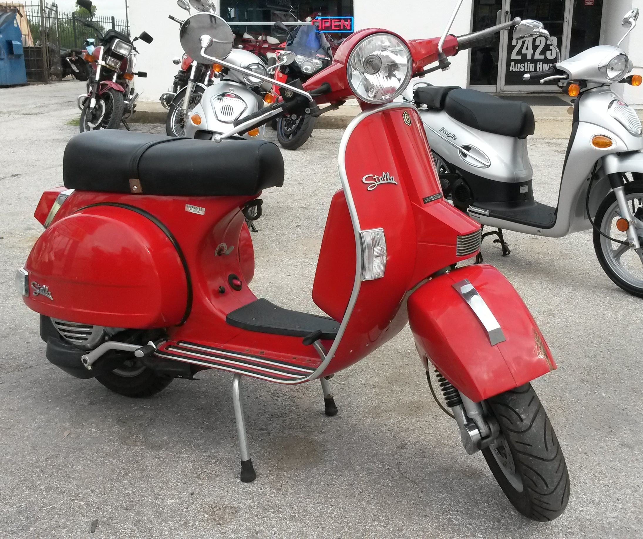 Genuine Scooter Stella 150 4-stroke #3