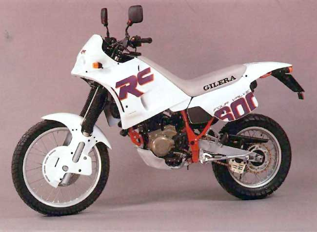 Gilera 600 Nordwest (reduced effect) 1992 #1