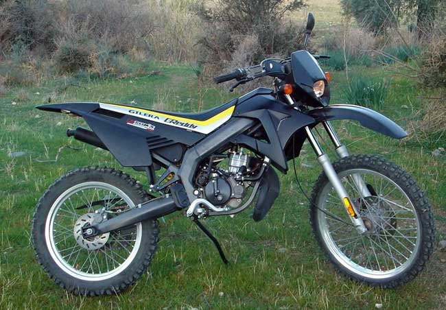 Gilera 600 Nordwest (reduced effect) 1992 #12