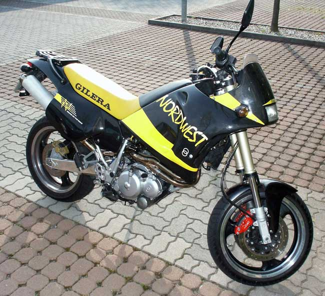 Gilera 600 Nordwest (reduced effect) 1992 #2