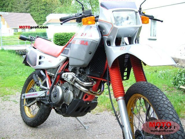 Gilera NGR 250 (reduced effect) #14