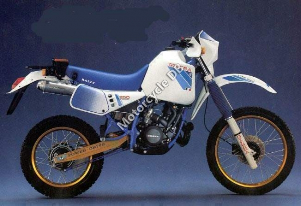 Gilera NGR 250 (reduced effect) #9