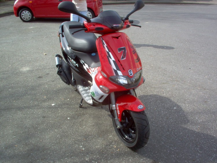 Gilera Runner Racing Replica #11