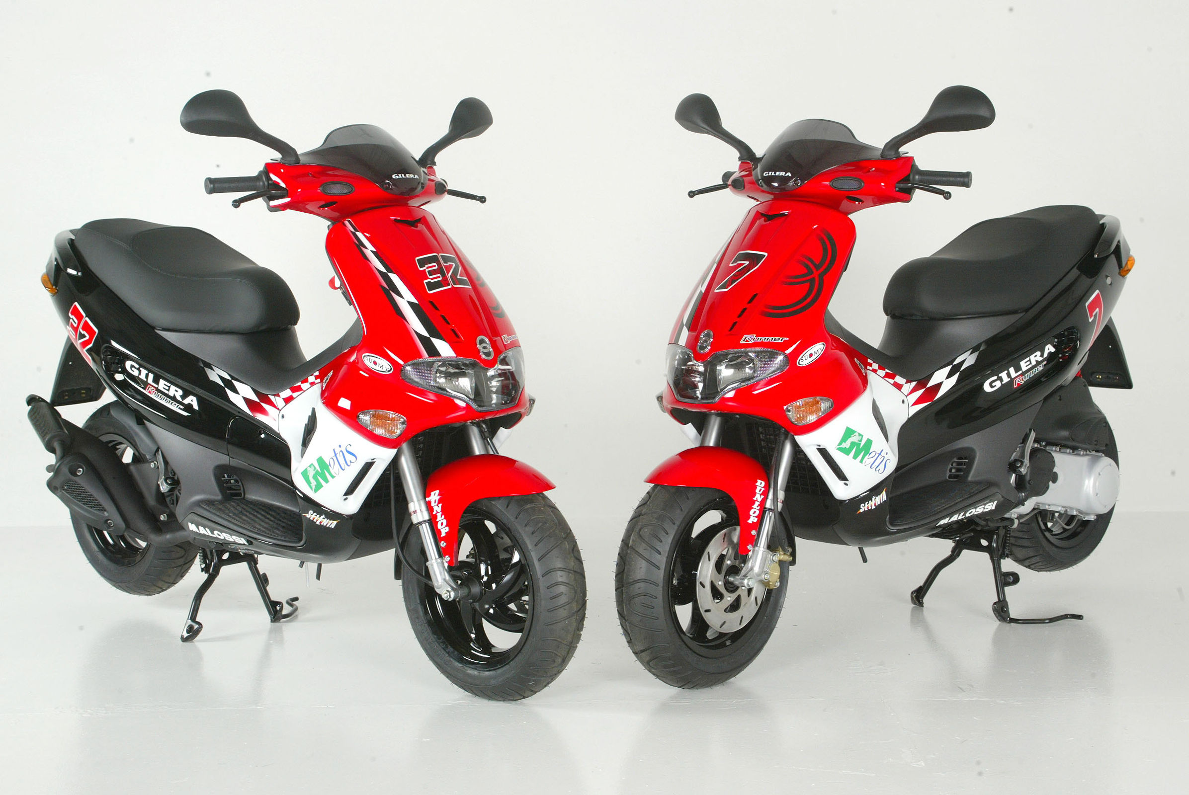 Gilera Runner Racing Replica #3