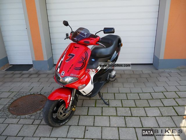 Gilera Runner Racing Replica #6