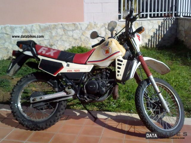 Gilera RX 125 Arizona 1985 #1