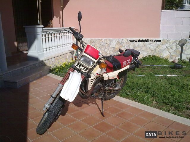 Gilera RX 125 Arizona 1985 #3