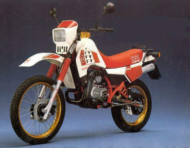 Gilera RX 125 Arizona 1985 #6
