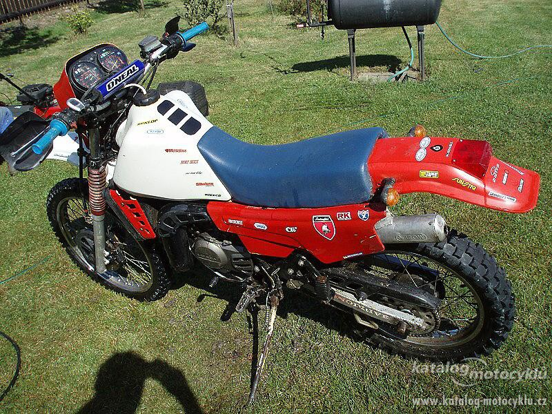 Gilera RX 125 Arizona 1985 #7