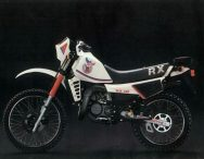 Gilera RX 125 Arizona #7