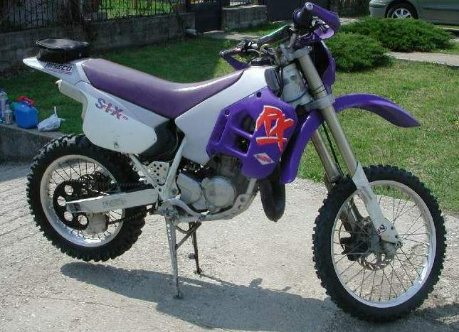 Gilera RX 200 Arizona 1986 #10