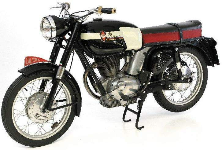 Gilera RX 200 Arizona 1986 #11