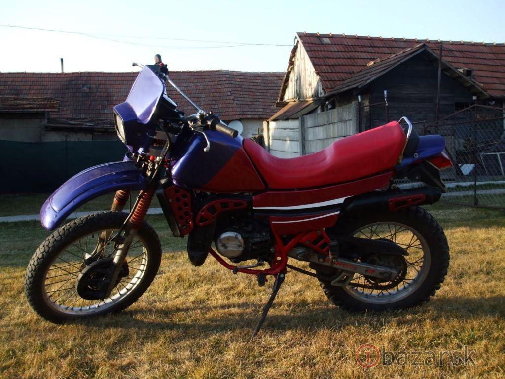 Gilera RX 200 Arizona 1986 #14