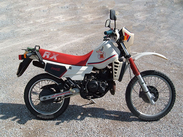 Gilera RX 200 Arizona 1986 #6
