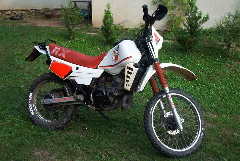 Gilera RX 200 Arizona 1987 #5
