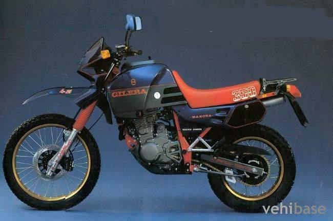 Gilera RX 200 Arizona 1987 #9