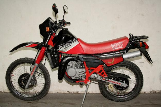 Gilera RX 200 Arizona #5