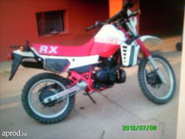 Gilera RX 200 Arizona #8