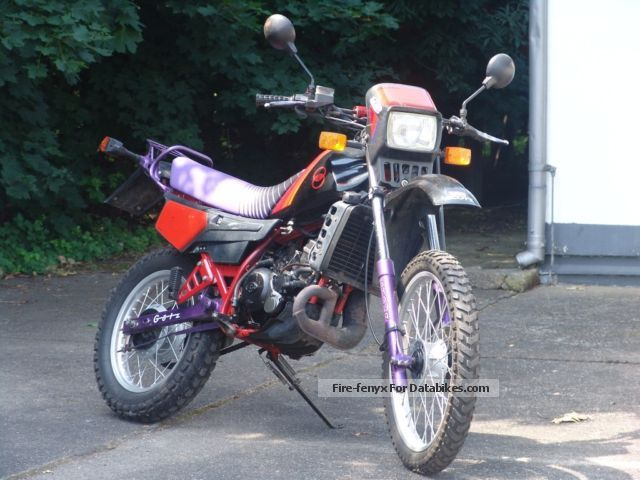Gilera RX 200 Arizona #9