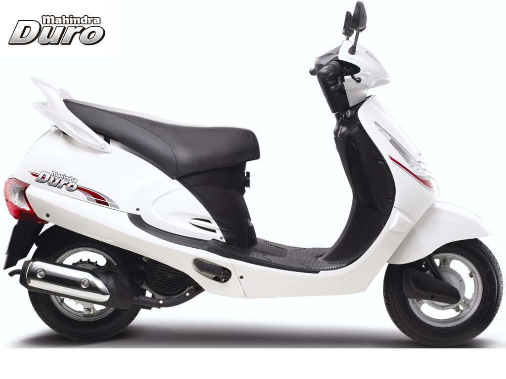 Go the Distance, Go with the Mahindra Duro Scooter Bike #11