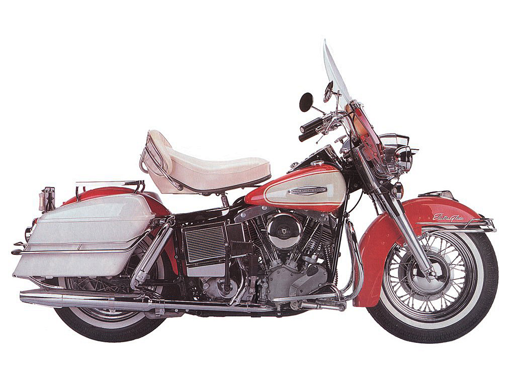 Harley-Davidson 1340 Electra Glide Classic 1995 #11