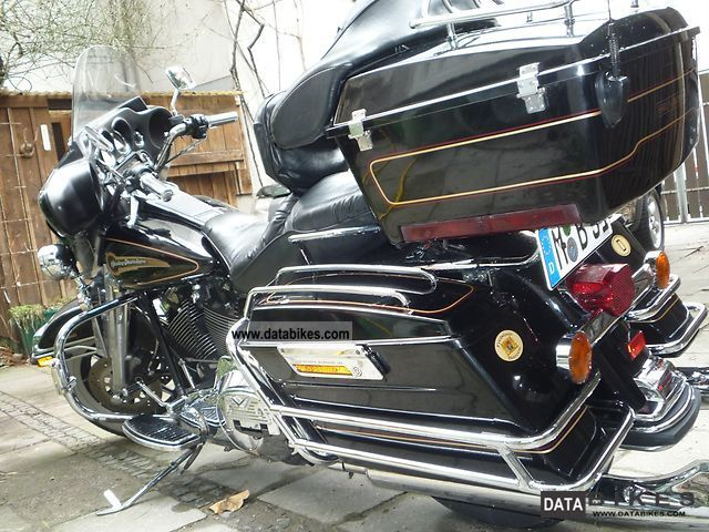 Harley-Davidson 1340 Electra Glide Classic 1995 #9
