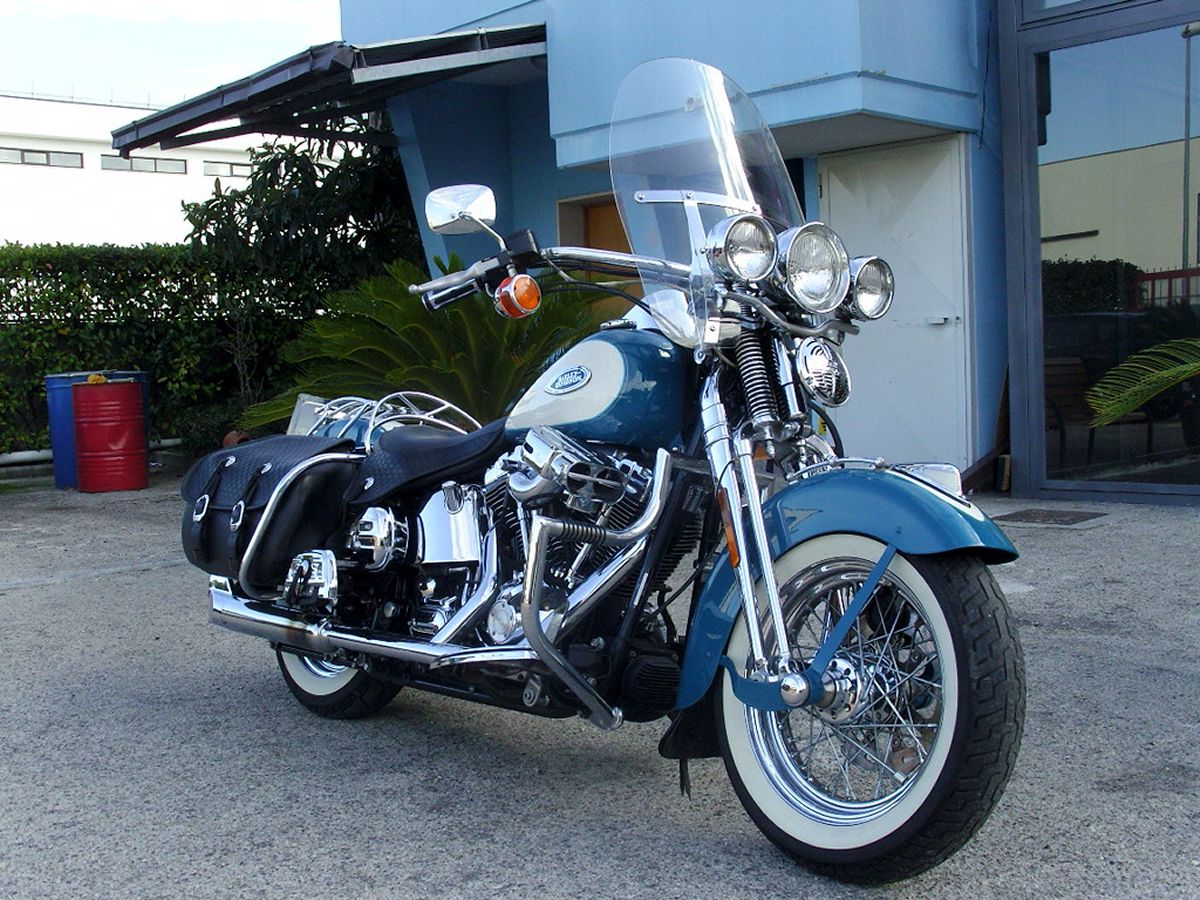 Harley-Davidson 1340 Electra Glide Ultra Classic #11