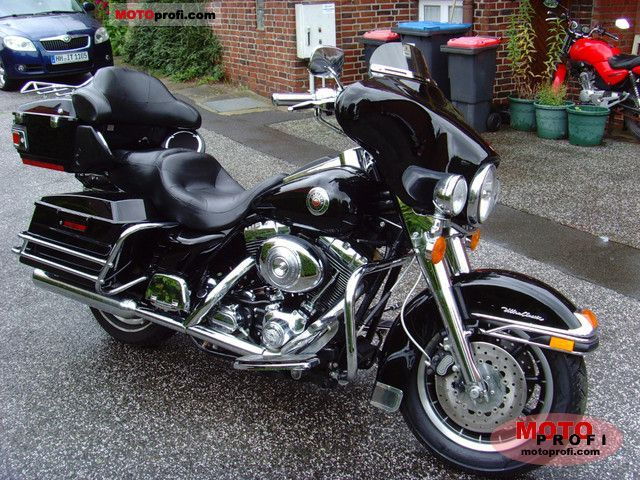 Harley-Davidson 1340 Electra Glide Ultra Classic #2
