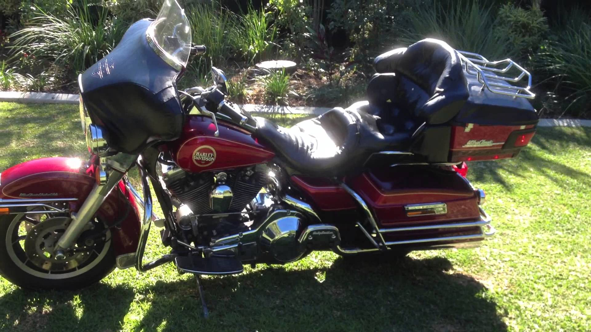 Harley-Davidson 1340 Electra Glide Ultra Classic #7