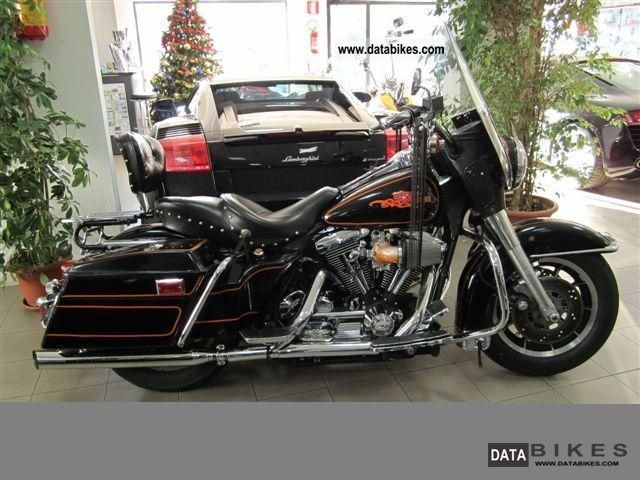 Harley-Davidson 1340 Electra Glide Ultra Classic #8