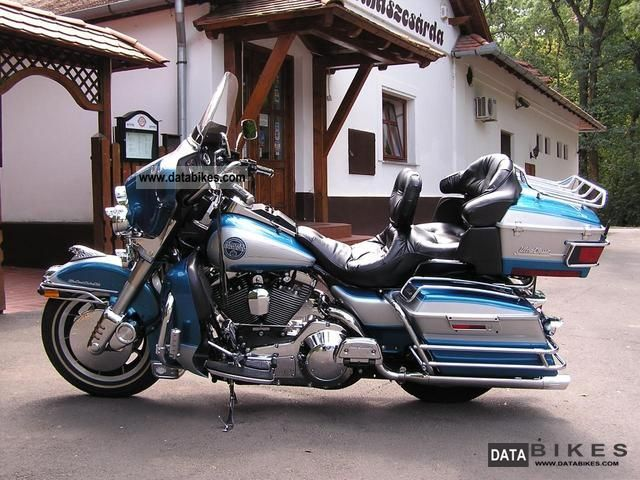 Harley-Davidson 1340 Electra Glide Ultra Classic #9