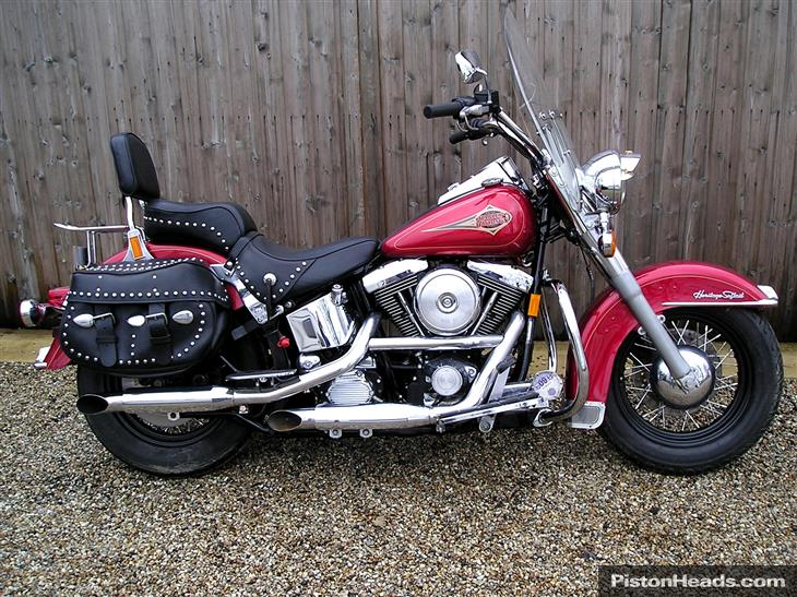 Harley-Davidson 1340 Heritage Softail Classic 1995 #1